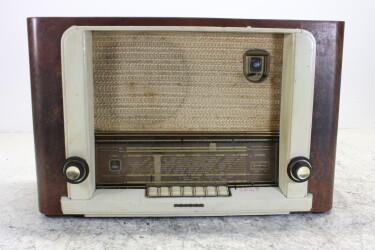 214 FM vintage tube radio 1953 BLW-ORB6-6774 NEW