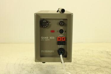 Quad 303 Power Amplifier /w power plug ELD-R-6532 NEW