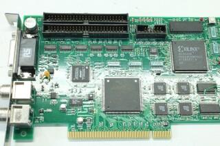 MIC 1.1 DI0215/V1.1 - XILINX XC4020E PCI Card (No.1) JDH K-14-9272-x 3