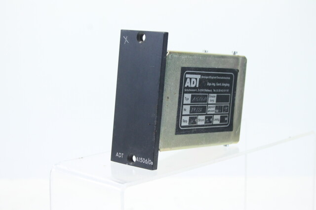 A1506/0s Preamp EV-Naast S-3802