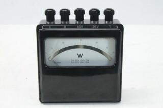 60 Watt Meter in Leather Case KAY B-13-14014-bv 2