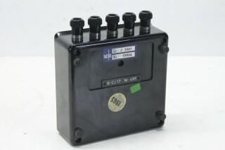 60 Watt Meter in Leather Case KAY B-13-14014-bv 4