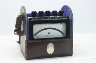 60 Watt Meter in Leather Case KAY B-13-14014-bv 5