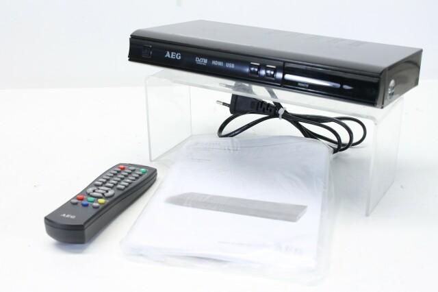 DVB-T 4544 HD Digital Q-10373-z