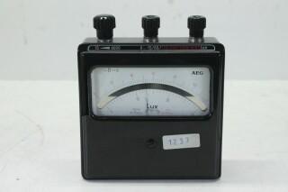 LUX Meter - Light Meter (DAMAGED) KAY C/D-13894-bv 2
