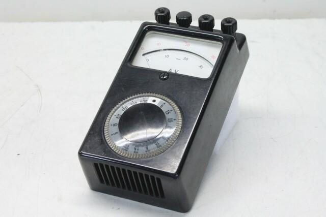 UM - Ampere and Voltmeter - Universalmesser KAY C/D-13893-bv