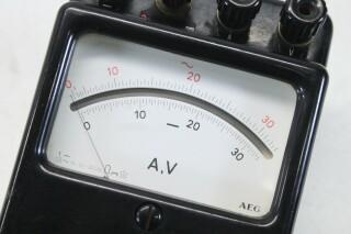 UM - Ampere and Voltmeter - Universalmesser KAY C/D-13893-bv 3