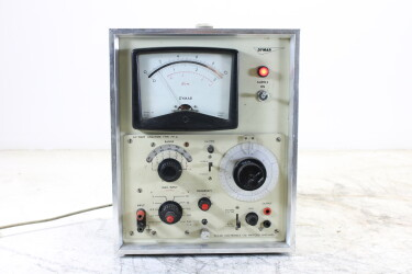 A.F. Wave Analyser type 771A HEN-OR12-6359