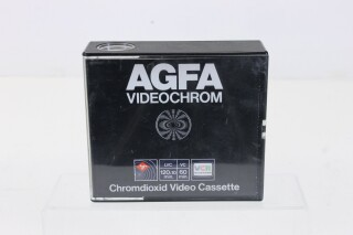 Chromdioxid Video Cassette Never Used. H-7617-x
