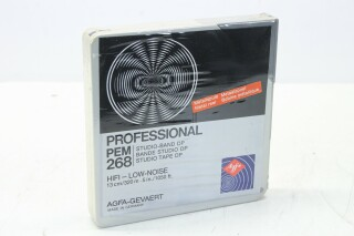 PEM 268 Professional Tape DP - HIFI-Low Noise D-1-12268-vof