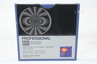 "Professional PEM 468 Master Tape 1/4"" 2400 ft. (No. 7) EV-P-4983"
