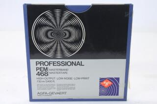 "Professional PEM 468 Master Tape 1/4"" 2400 ft. (No. 4) EV-P-4977"