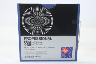 "Professional PEM 468 Master Tape 1/4"" 2400 ft. (No. 5) EV-P-4980"