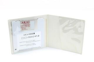DD-FMAC-V1.0 Apple-Macintosh Front Panel Emulation Software F-2-8100-x