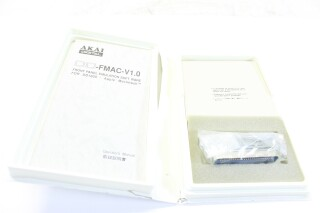 DD-FMAC-V1.0 Apple-Macintosh Front Panel Emulation Software F-2-8100-x 4