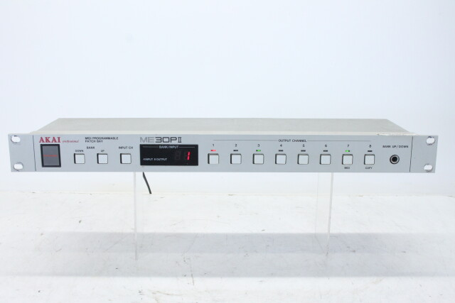 ME30PII Midi Programmable Patch Bay TCE-RK-17-5029 NEW