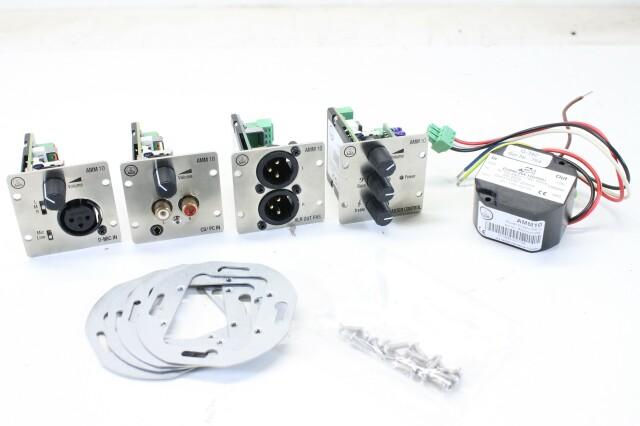 AKG AMM10 Starterpack - Super Modular Mixer Series NOS (No.1) AXL R-10251-z