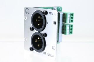 AKG AMM10 Starterpack - Super Modular Mixer Series NOS (No.1) AXL R-10251-z 7