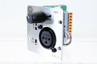 AKG AMM10 Starterpack - Super Modular Mixer Series NOS (No.3) AXL R-10257-z 9