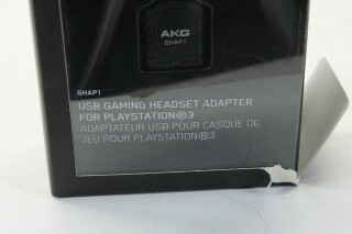 GHAP1 - USB Gaming Headset Adapter for Playstation 3 AXL6 A-2-13453-bv 2