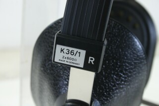 K36/1 Headset without Plug NOS Q-10935-z 6
