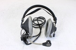 pilot - ground control headset, talkback mic with ears D1-6926-X