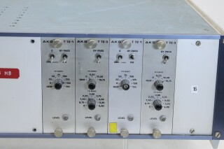 TDU 7202 Time Delay unit with 2x T72/1 and 2x T 72/3 modules MR RK15-9267-x 3