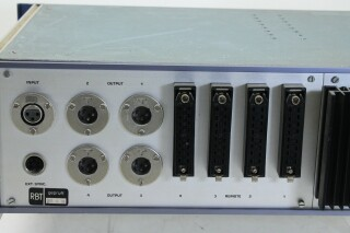 TDU 7202 Time Delay unit with 2x T72/1 and 2x T 72/3 modules MR RK15-9267-x 6