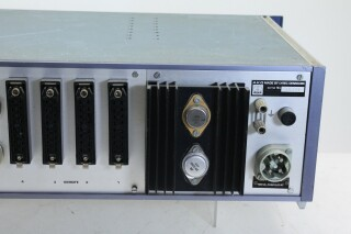 TDU 7202 Time Delay unit with 2x T72/1 and 2x T 72/3 modules MR RK15-9267-x 7