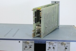 TDU 7202 Time Delay unit with 2x T72/1 and 2x T 72/3 modules MR RK15-9267-x 9