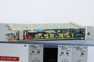 TDU 7202 Time Delay unit with 2x T72/1 and 2x T 72/3 modules MR RK15-9267-x 10