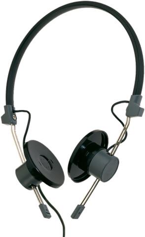 K10/2 Lightweight Mono Conference Headphone AXL5-G-in doos-12743-bv