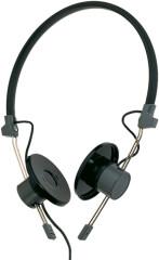 K10/2 Lightweight Mono Conference Headphone AXL5-G-in doos-12743-bv 1