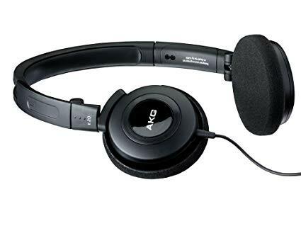 K20 High-Performance Stereo Conference Headphones AXL5-WVK-12760-BV