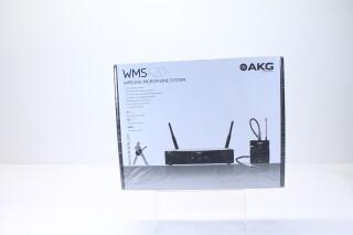 WMS420 - Wireless Microphone System - Instrumental Set - Band M AXLC1-RK26-3606 NEW