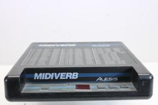 MIDIVERB 1 Stereo Digital Reverb Unit SHP-H-3516 NEW