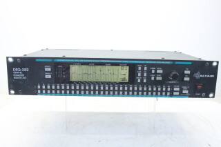 DEQ-282 Graphic Equaliser Master Unit (No. 2) JDH-C2-RK-25-5512 NEW