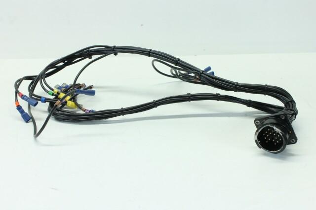 Recall Power Supply Input Connector (No.2) C-7-8897-x