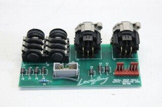 Amek/Langley Recall - AM1438 Group Module Output Connector Card (No.7) VL-L-9107-x 2