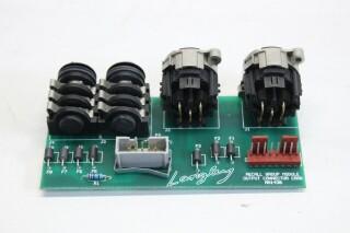 Amek/Langley Recall - AM1438 Group Module Output Connector Card (No.8) VL-L-9108-x 2