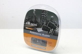 EB-900 - Professional Ear Buds G-in blauwe bak-12230-bv