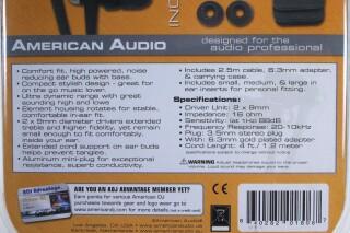 EB-900 - Professional Ear Buds G-in blauwe bak-12230-bv 8