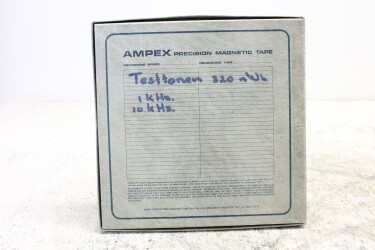 """456 Grand Master 1/2"""" tape 10.5"""" metal reel USED TCE-ZV3-6749 NEW 3"""
