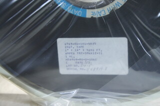 787 - 9200 ft, 1 Inch Tape NOS On A Glass Reel (No.3) EV-P-3805 2