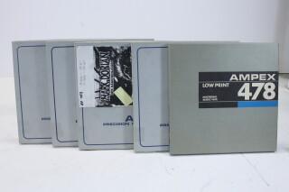 """Lot Of 1/4""""Tape Boxes EV-P-4968"""