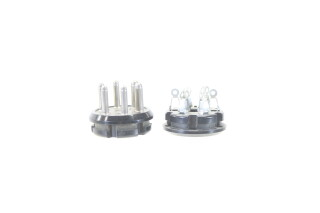 6 Pin Leslie Connector Male and Female EV-C3-5425 NEW