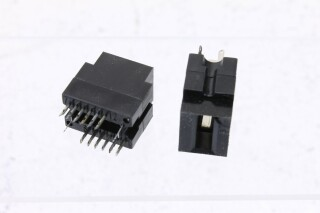 Amphenol - Tuchel, box with 10 pin female connectors D1-6924-x 3