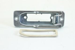 Amphenol Tuchel chassis for 12 pins multipin tuchel connector (NOS) (No.2) B2-9004-x