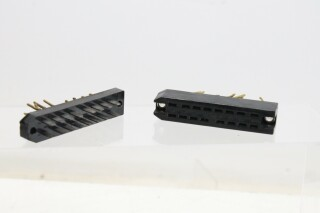 Tuchel Male/Female 16 pins connector B2-9457-x 1