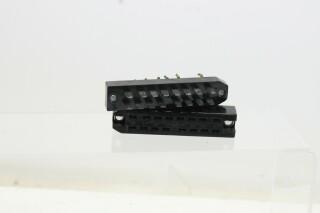 Tuchel Male/Female 16 pins connector B2-9457-x 2